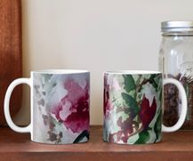 Mugs with Roses